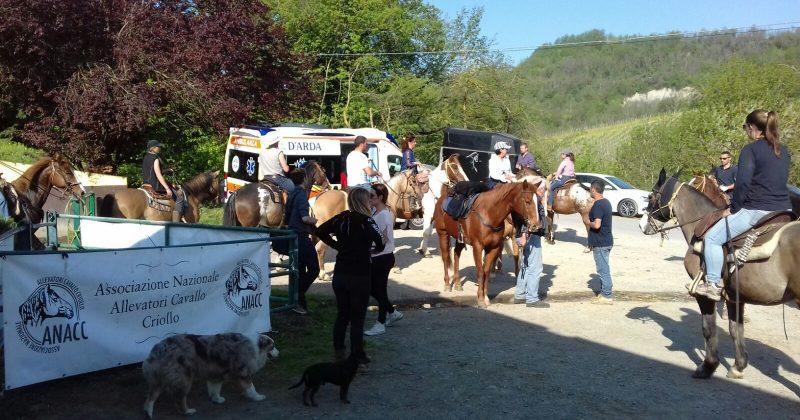 2018 – II° Raduno del Cavallo Criollo e Mestizo